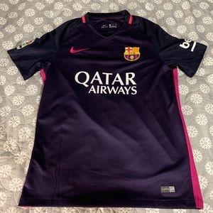 Barcelona- messi jersey